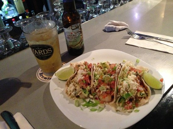 0aeab5d481 The shrimp tacos - Picture of Vagabond Kitchen   Tap House