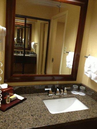 Wichita Marriott : Restroom vanty