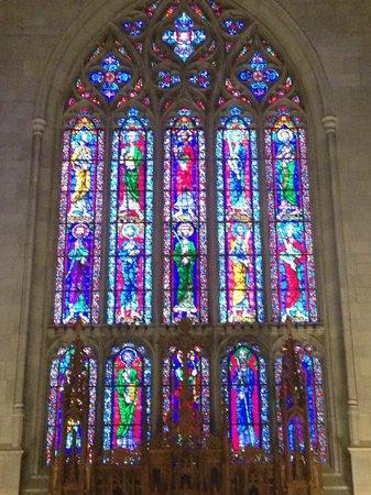 Duke University Chapel: Inside Duke Chapel