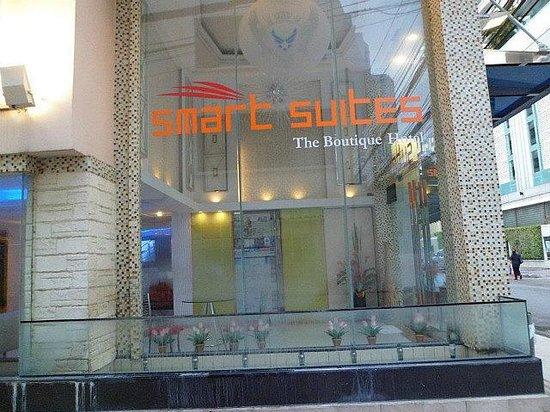 Smart Suites: hotel