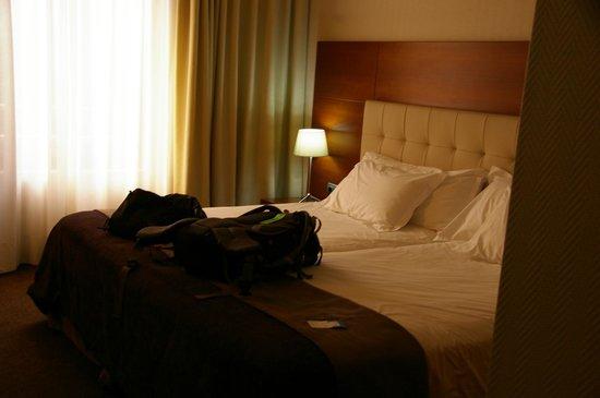 Silken Amara Plaza Hotel : シルケン・アマラ・プラザ・ホテル