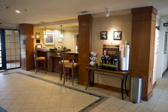 Staybridge Suites Houston-Willowbrook: Hotel interrior