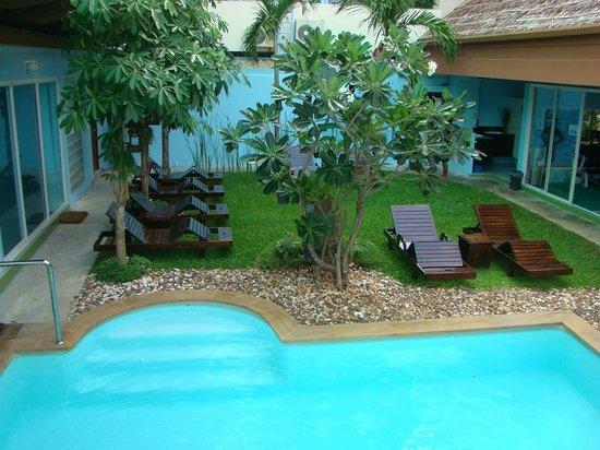 Club One Seven Phuket: Private pool