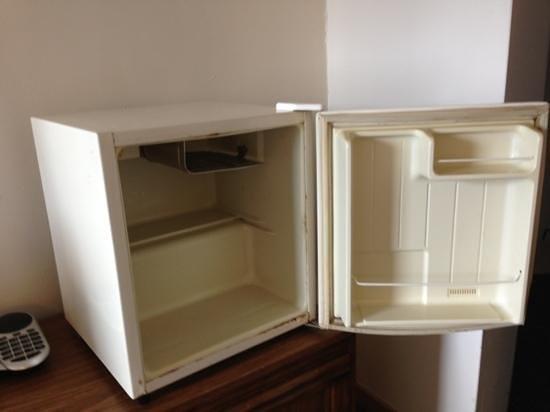 Lundy's Motel: The fridge