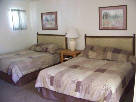 H&H Motor Lodge: Standard 2 queen beds