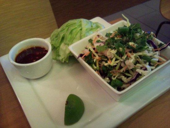 Noodlebox : Lettuce Wrap