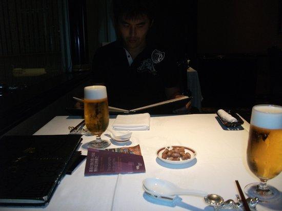 Ryutenmon: おつまみビール