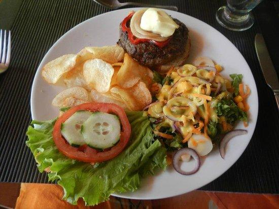 El Remanso Lodge: comida