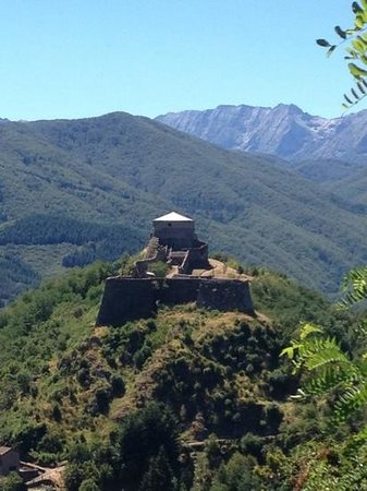 Fortezza delle Verrucole - Archeopark