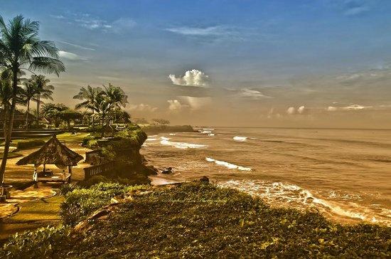 Pan Pacific Nirwana Bali Resort: Rustic Charm