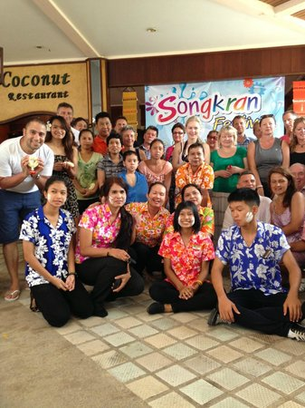 Coconut Village Resort: the hotel team