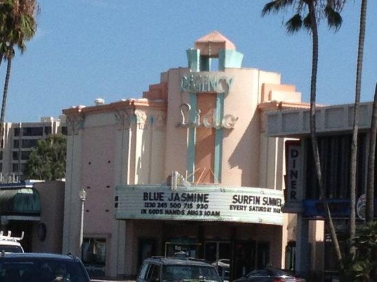 Lido Theatre Newport Beach California