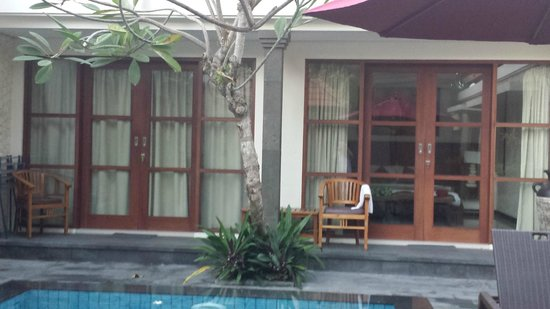 Bali Sanur Beach Villas: The other 2 bedrooms