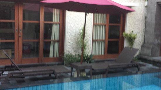 Bali Sanur Beach Villas: The other 2 bedrooms