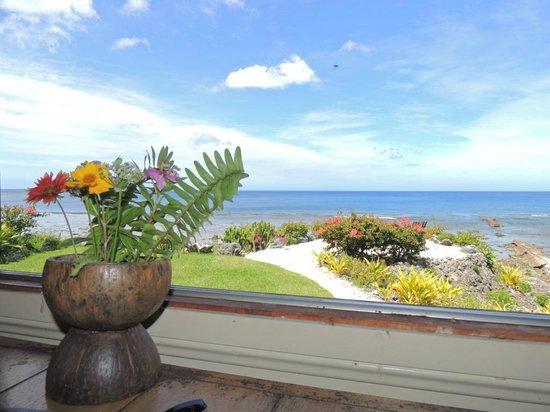 White Grass Ocean Resort & Spa: Breakfast view