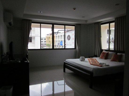 Lada Krabi Residence: room