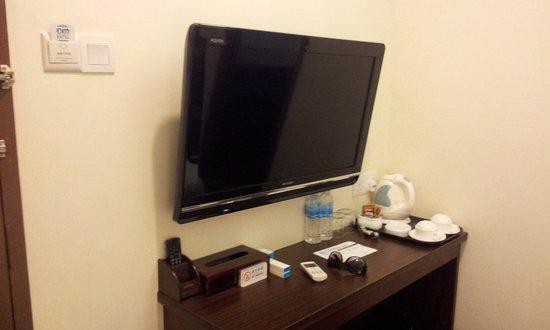 DM Hotel: TV