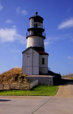 Cape Disappointment State Park: Lighthouse - 10-29-2011