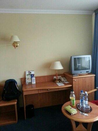 Best Western Hotel Felix: Double room