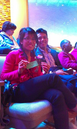 The Dr. Oz Show: My brother and I waiting for Dr. Oz.