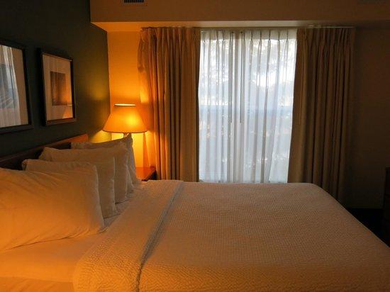 Residence Inn Scranton: bedroom 2