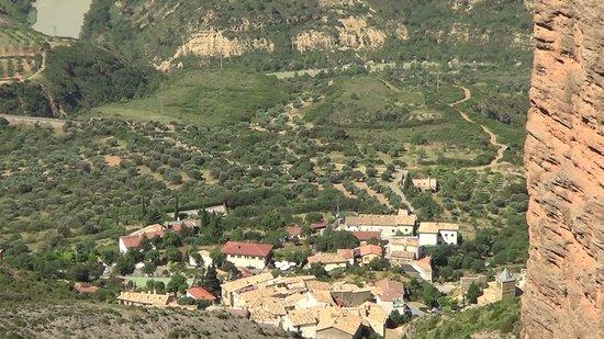 Hotel Villa de Ayerbe Foto