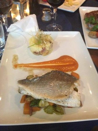 Port O'Call: my sea bass