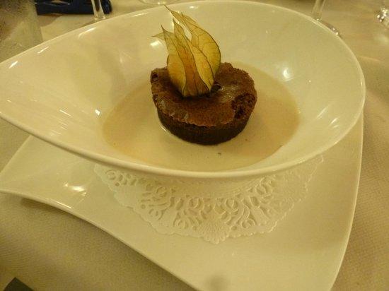 Le clos Lupin: dessert