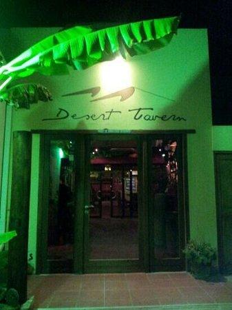 The desert Tavern