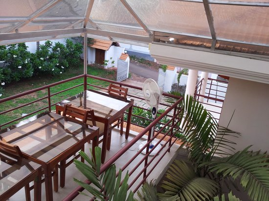 One & Only Homestay: view from the roof top