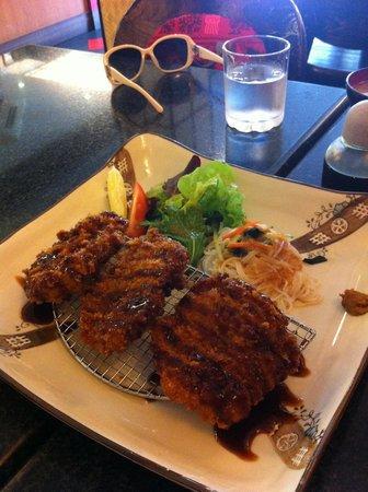 Matsuri: Excellent hire-katsu