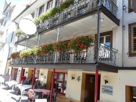 Engelberg Trail Hotel: L'Hotel Engelberg