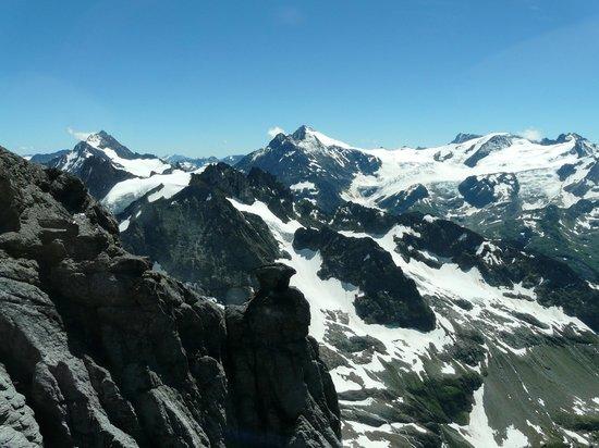Hotel Engelberg: Que les alpes sont belles