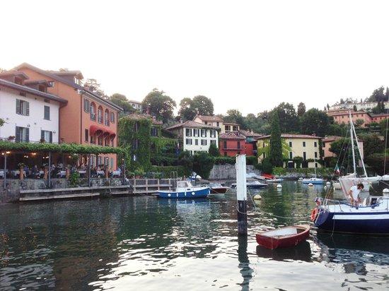 "pescallo apartments (the ""green"" house... so dreamy)"