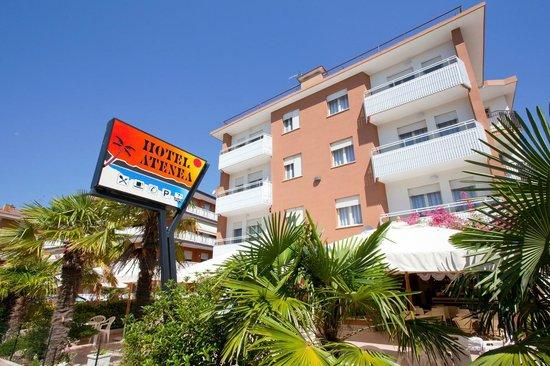 Hotel Atenea : Ottimo Hotel