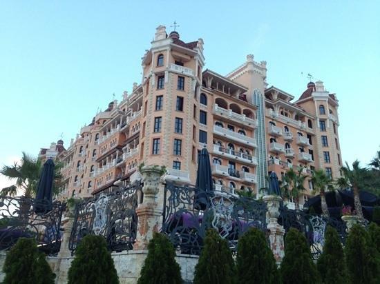 Hotel Royal Castle: Вечером