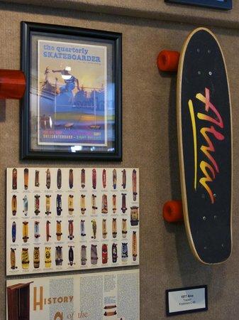 Morro Bay Skateboard Museum: Alva, Peralta, and all the greats are represented