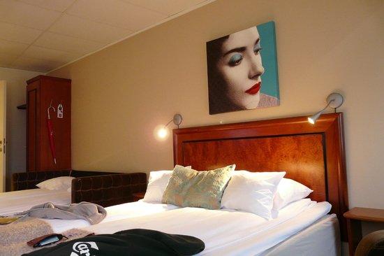 Thon Hotel Terminus: camera doppia
