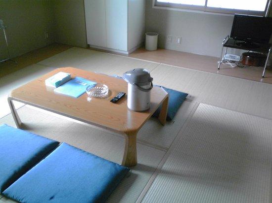 Lodge Taro: 部屋の様子