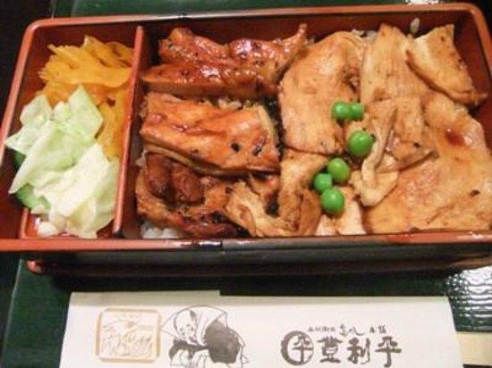 Toriheihonten: とり重 松02