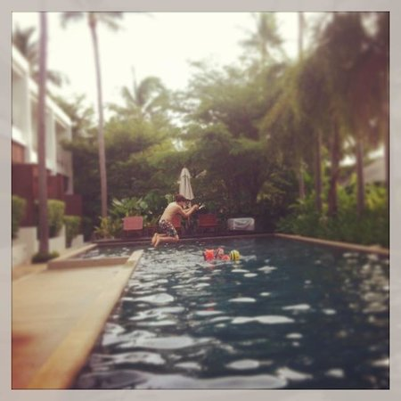 The Park Samui : Swimming pool for kids