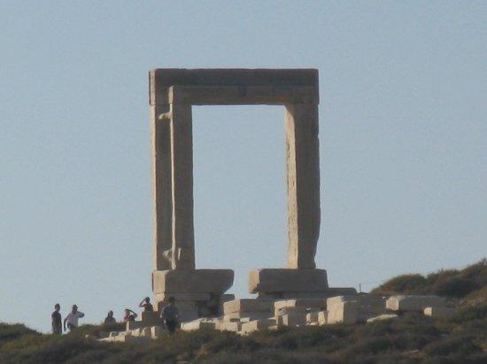 Antonia Studios : la porta di Naxos