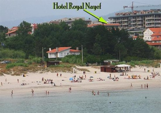 Royal Nayef Hotel: Hotel Royal Nayef