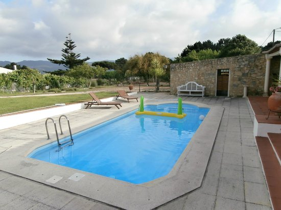 Vinha da Quinta : piscina