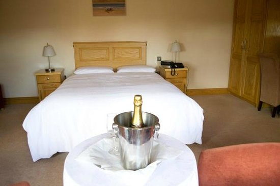 Clonamore House Hotel : Front of House room