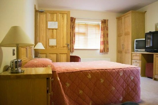 Clonamore House Hotel : Wheelchair accessible room