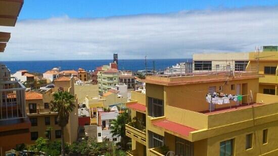 Hotel Trovador: Vista desde 409