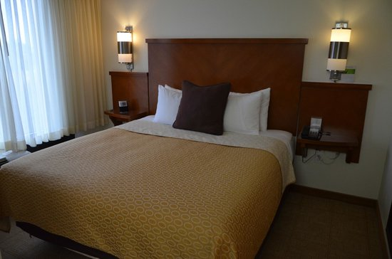 Hyatt Place Fremont/Silicon Valley : bed