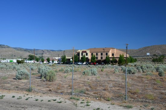 Hampton Inn & Suites Carson City : hotel
