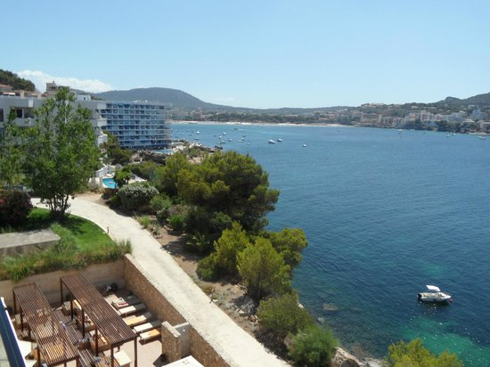 Penthouse Views Picture Of Iberostar Suites Hotel Jardin Del Sol